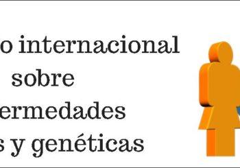 Invitamos al Simposio internacional sobre enfermedades raras y genéticas